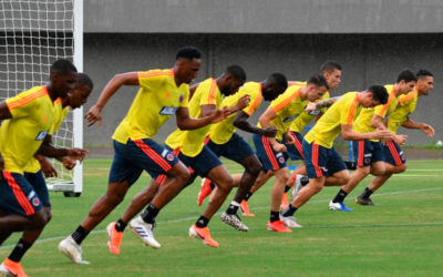 Colombia quiere mantener el nivel