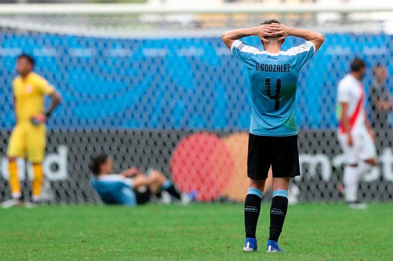 FIN DEL SUEÑO CELESTE. Perú se impuso en los tiros desde el punto penal por 5 a 4 y es semifinalista de América