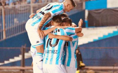 Gol de Argentina! Lautaro Martínez aprovechó un error en la salida de Catar y abrió el marcador a los 3 minutos del primer tiempo
