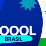 Everton remató desde afuera del área y con una joyita puso el 2-0 de Brasil contra Bolivia