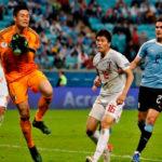 La selección nipona llevó a Uruguay a situaciones de incomodidad que no se habían presentado ante Ecuador