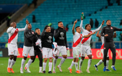 Perú dio la gran sorpresa y se metió en la final de la Copa América después de 44 años