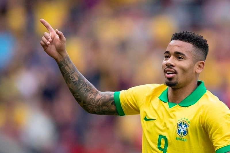 Jesus no perdonó a Argentina. Con gran jugada de  Dani Alves, Brasil le gana a Argentina por 1 a 0