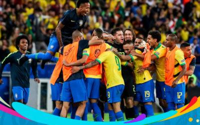 Brasil le ganó 3 a 1 a Perú y se consagró campeón de una Copa América llena de polémicas