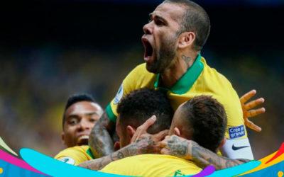 El fútbol se ríe de la noción de justicia. Brasil festeja, está en la final de la Copa América
