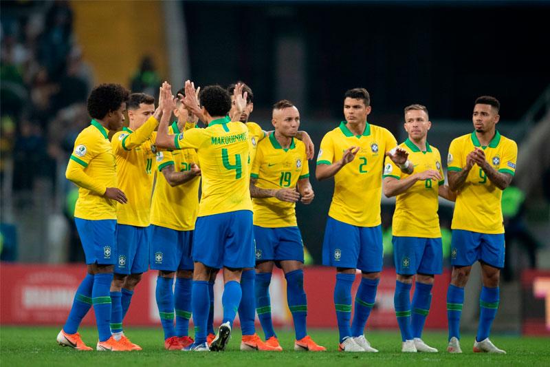 Dominaba Perú pero Everton no perdona! Gana Brasil a Peru por 1 a 0