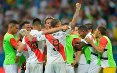 Guerrero pone a Perú en la final de la Copa América