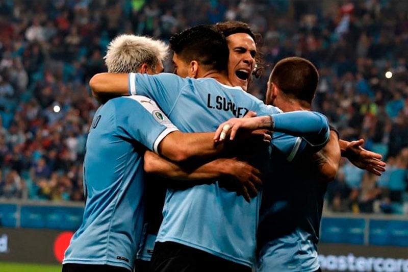 Uruguay enfrentará a Chile en un partido determinante en la última fecha del grupo C