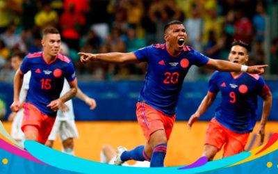 Argentina 0 – Colombia 2. El comentario de Alejandro Fabbri
