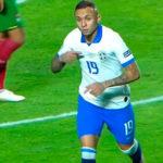 Everton remató desde afuera del área y con una joyita puso el 3-0 de Brasil contra Bolivia