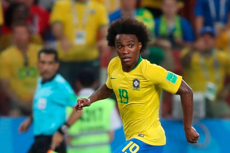 Brasil golea, gusta y gana