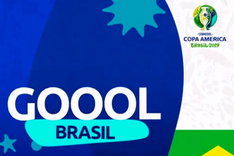 Reviví el primer gol de Brasil ante Bolivia