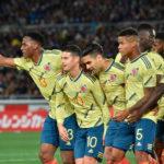 Y llegó el segundo para Colombia, lo hizo Duvan Zapata, luego de un desborde de Tesillo y una siesta de la defensa Argentina