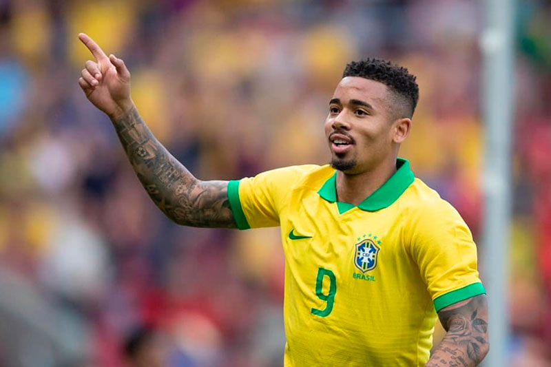 ¡Gol de Brasil!