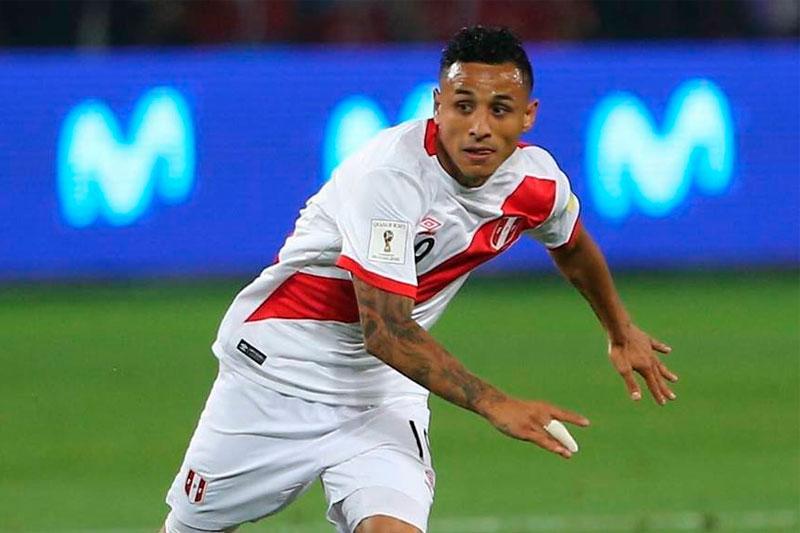 Yotún hizo el segundo para Perú